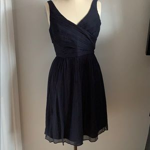 J crew silk dress size 6
